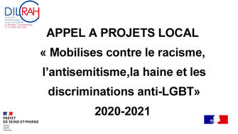 Appel à projets local de la DILCRAH