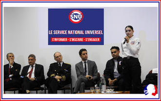 SNU : Service National Universel