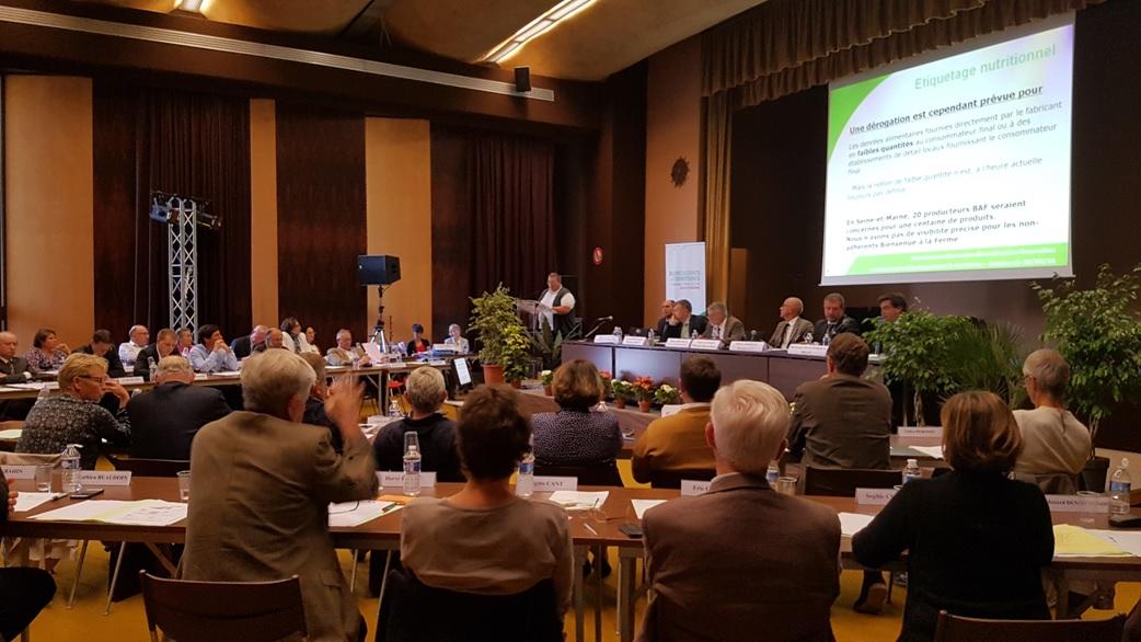 Session De La Chambre D 39 Agriculture Le Pr Fet Annonce